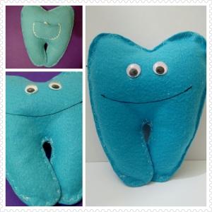 Almofadinha da Fada dos Dentes